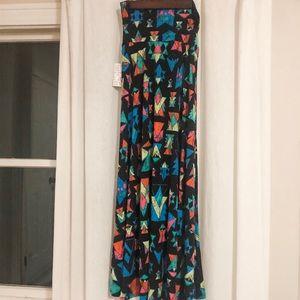 Lularoe maxi skirt